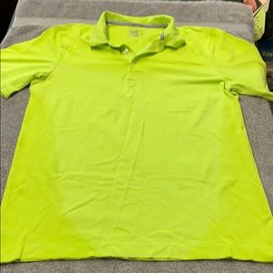 Puma green large Dry Cell T shirt